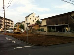 東京都足立区大谷田  木造2階建75坪&軽量鉄骨造2階建 解体工事完工のイメージ画像