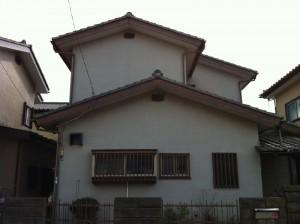 千葉県松戸市 新規 家屋解体工事 着工写真のイメージ画像