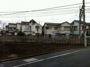 東京都中野区 家屋解体 完工写真のイメージ画像