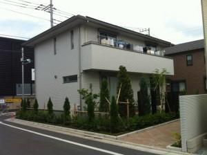 東京都足立区での外構エクステリア施工例のイメージ画像