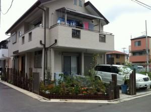 東京都足立区 六町 外構、エクステリア工事 施工例のイメージ画像