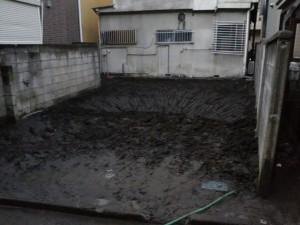 東京都足立区 火災現場 解体工事のイメージ画像