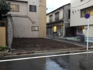 東京都23区の台東区 家屋解体工事のイメージ画像