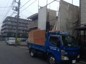 埼玉県川口市 家取壊し工事のイメージ画像