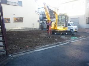 東京都23区 葛飾区高砂 家屋解体工事のイメージ画像