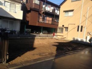 埼玉県三郷市 木造2階建解体工事・足場工事のイメージ画像
