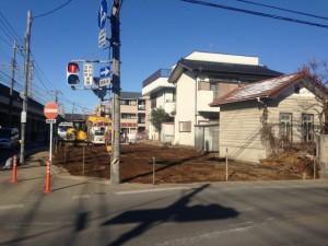 埼玉県草加市 木造2階建家屋解体工事・足場工事のイメージ画像