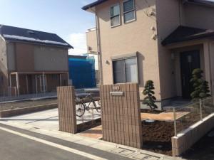 足立区 外構工事・エクステリア完工写真のイメージ画像