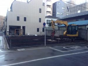 東京都台東区 解体工事・足場工事のイメージ画像