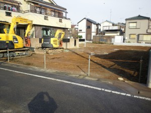 埼玉県 三郷市 木造2階建 解体工事  埼玉県の解体のイメージ画像