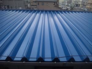 東京都 都内 足立区 花畑 屋根 塗装工事のイメージ画像