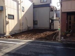 東京都 都内 葛飾区 東新小岩 解体工事のイメージ画像