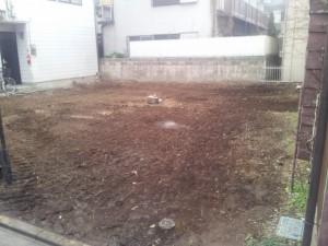 杉並区高井戸 木造家屋2棟解体工事のイメージ画像