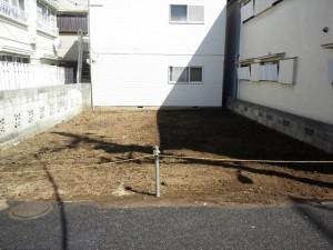 豊島区千早 木造家屋解体工事のイメージ画像