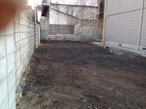 新宿区山吹町 木造家屋解体工事のイメージ画像
