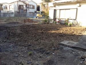 足立区本木 火災家屋解体工事のイメージ画像
