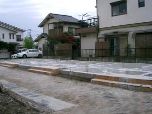 足立区西加平 鉄骨2階建てアパート解体工事のイメージ画像