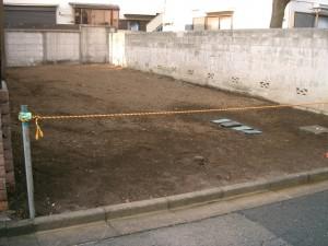 練馬区旭丘 鉄骨2階建てアパート解体工事のイメージ画像