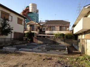 足立区六町 木造2階建てアパート解体工事のイメージ画像