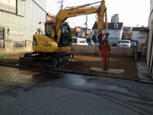 埼玉県川口市 木造2階建て家屋解体工事のイメージ画像