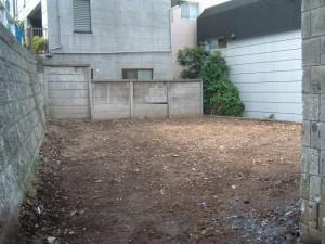 文京区小石川 木造2階建て家屋解体工事のイメージ画像
