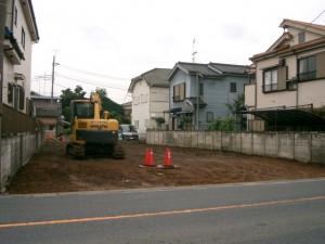 埼玉県三郷市 店舗及び木造2階建て家屋解体工事のイメージ画像