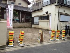 葛飾区奥戸 木造2階建て家屋解体工事のイメージ画像