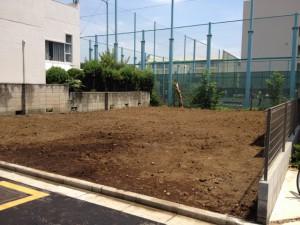 練馬区旭町 木造平屋建家屋解体工事のイメージ画像