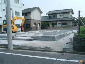 足立区西加平 鉄骨造平屋建住宅・木造2階建工場解体工事のイメージ画像