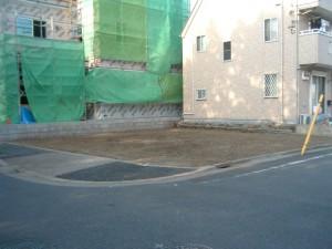 足立区東保木間 木造2階建家屋解体工事のイメージ画像