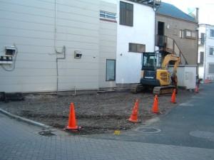 葛飾区東四つ木 木造2階建家屋解体工事のイメージ画像