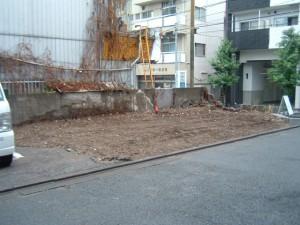 品川区平塚 木造2階建家屋解体工事のイメージ画像