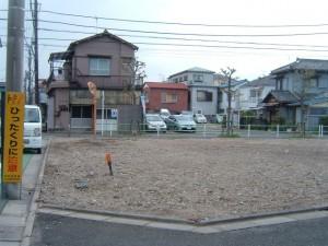 葛飾区東新小岩 木造2階建家屋解体工事のイメージ画像