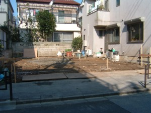 葛飾区高砂 木造2階建家屋解体工事のイメージ画像