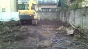 足立区千住柳町 木造2階建家屋解体工事のイメージ画像