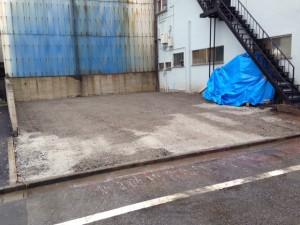江戸川区鹿骨 鉄骨・木造2階建解体工事のイメージ画像