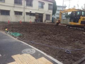 江戸川区東小岩 木造2棟・鉄骨造1棟 3棟解体工事のイメージ画像