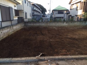 松戸市上本郷 木造2階建家屋解体工事のイメージ画像