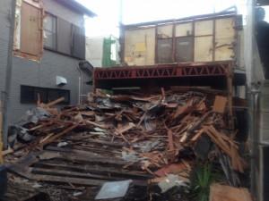 足立区西新井本町 工場・住宅4棟解体工事のイメージ画像