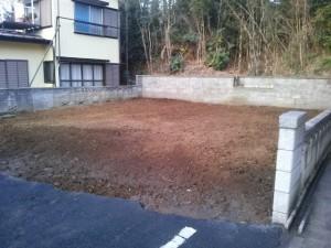 松戸市岩瀬 木造2階建家屋解体工事のイメージ画像