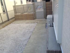 練馬区旭町 外構・エクステリア工事のイメージ画像