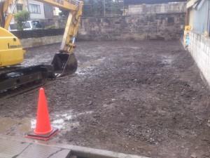 台東区橋場 木造2階建アパート解体工事のイメージ画像