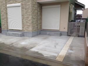 足立区六町 外構・エクステリア工事のイメージ画像