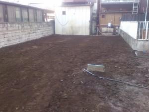 練馬区氷川台 木造2階建家屋解体工事のイメージ画像