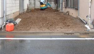 練馬区春日町 木造2階建家屋解体工事のイメージ画像