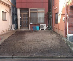 江東区猿江 木造2階建家屋解体工事のイメージ画像