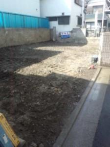 江戸川区中葛西 木造2階建家屋解体工事のイメージ画像
