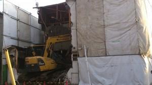 足立区梅島 木造2階建家屋解体工事のイメージ画像