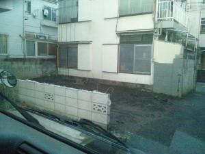 中野区本町 木造二階建家屋解体工事のイメージ画像