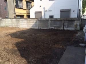 葛飾区白鳥 木造2階建家屋解体工事のイメージ画像